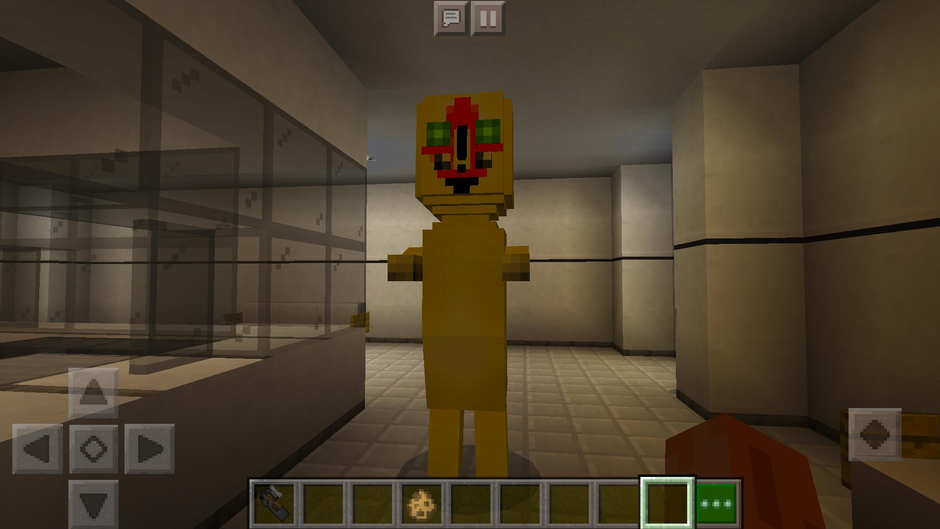SCP Mod for MCPE for Android APK Download