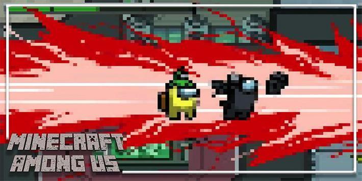 New Among Us Minecraft PE 2020 screenshot 3