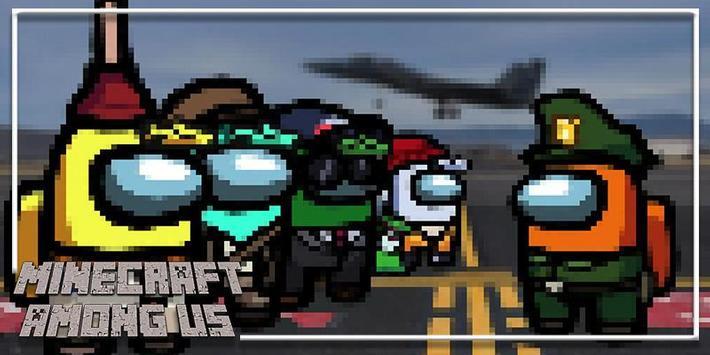 New Among Us Minecraft PE 2020 screenshot 1