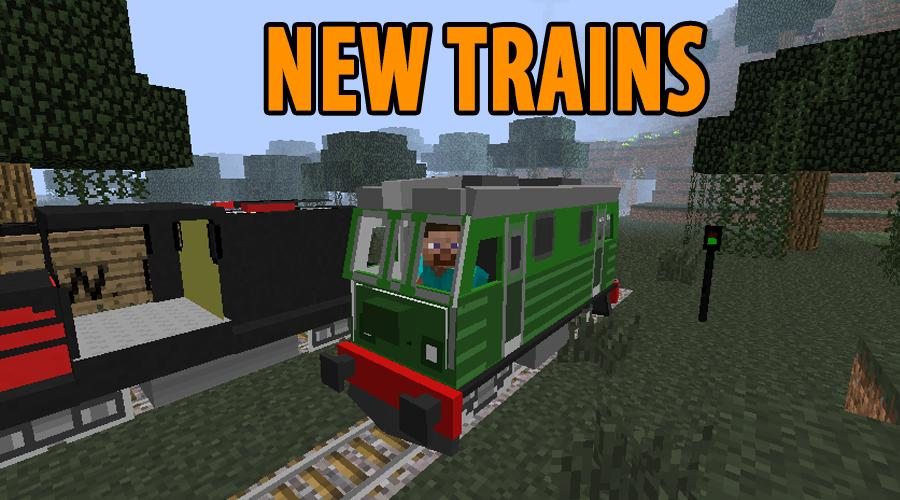 Trains mod for Android - APK Download