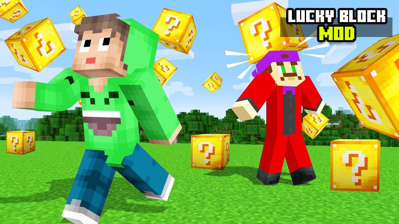 Lucky Block Mod & Addon for Android - APK Download