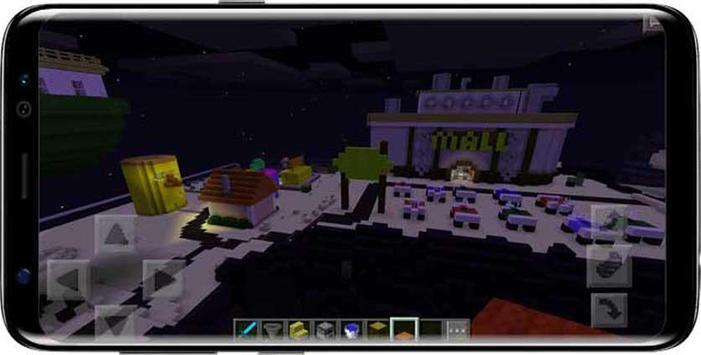 Mod Bikini Bottom Sponge For MCPE screenshot 8