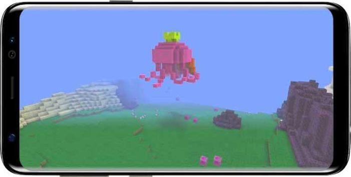 Mod Bikini Bottom Sponge For MCPE screenshot 1