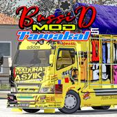 Bussid Mod Tawakal 5 icon