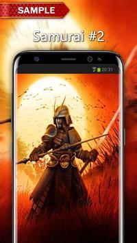 Samurai Wallpapers screenshot 2