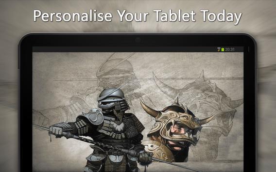 Samurai Wallpapers screenshot 7