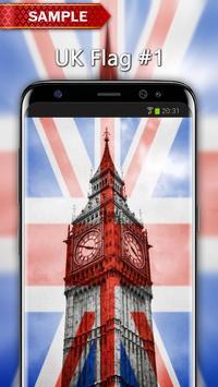 UK Flag Wallpapers screenshot 1