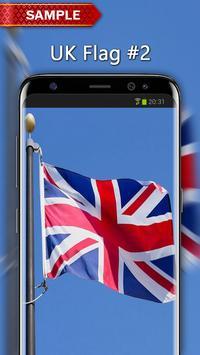 UK Flag Wallpapers screenshot 2