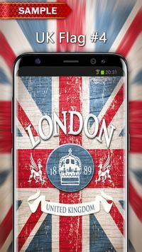 UK Flag Wallpapers screenshot 4