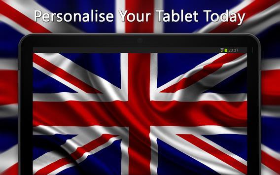 UK Flag Wallpapers screenshot 8