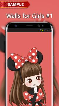 Wallpapers for Girls screenshot 1