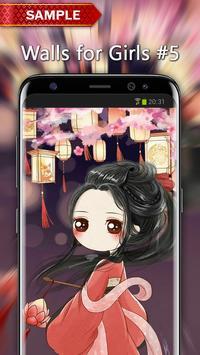 Wallpapers for Girls screenshot 5