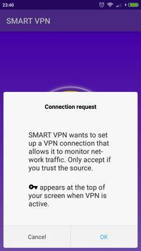 Smart VPN Proxy Free screenshot 4