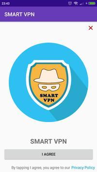Smart VPN Proxy Free screenshot 3