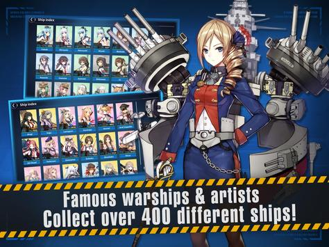 Warship Girls screenshot 2