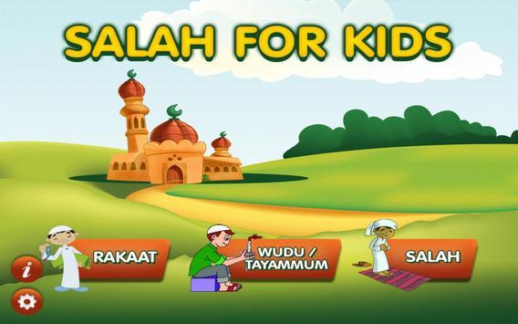 Salah for Kids poster