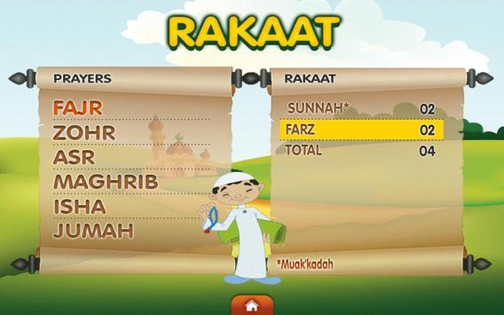 Salah for Kids screenshot 15