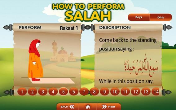 Salah for Kids screenshot 4