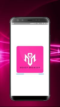 Mokep Browser screenshot 1