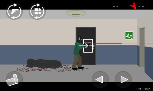 Flat Zombies: Defense & Cleanup screenshot 9