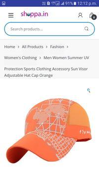 Shoppa.in Online Shopping App screenshot 1