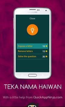 Teka Nama Haiwan (Edisi Malaysia) screenshot 5