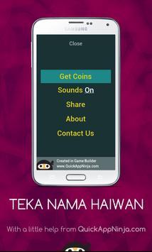Teka Nama Haiwan (Edisi Malaysia) screenshot 6