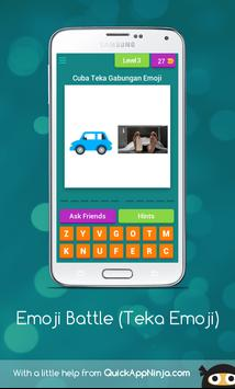 Emoji Battle (Edisi Bahasa Malaysia) screenshot 3