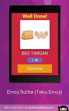 Emoji Battle (Edisi Bahasa Malaysia) screenshot 14