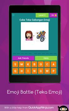 Emoji Battle (Edisi Bahasa Malaysia) screenshot 15
