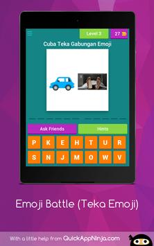 Emoji Battle (Edisi Bahasa Malaysia) screenshot 16