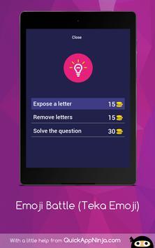 Emoji Battle (Edisi Bahasa Malaysia) screenshot 18