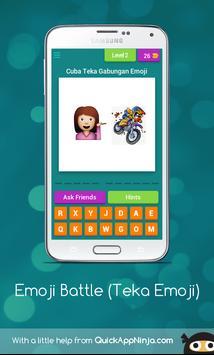 Emoji Battle (Edisi Bahasa Malaysia) screenshot 2