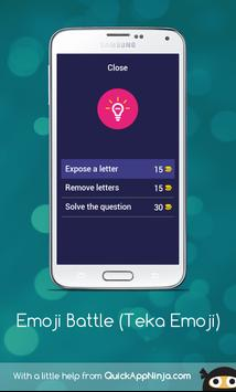 Emoji Battle (Edisi Bahasa Malaysia) screenshot 4