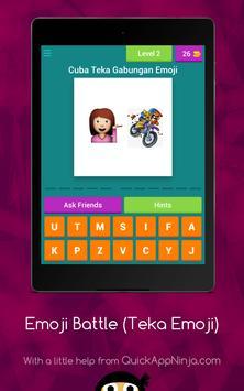Emoji Battle (Edisi Bahasa Malaysia) screenshot 8