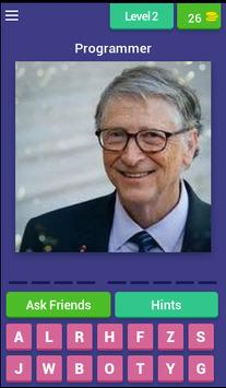 Famous People - Who is this screenshot 2