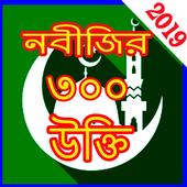 মহানবীর (সাঃ) ৩০০ উক্তি icon