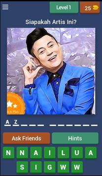 Teka Nama Artis (Malaysia) poster