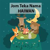 JOM TEKA NAMA HAIWAN icon