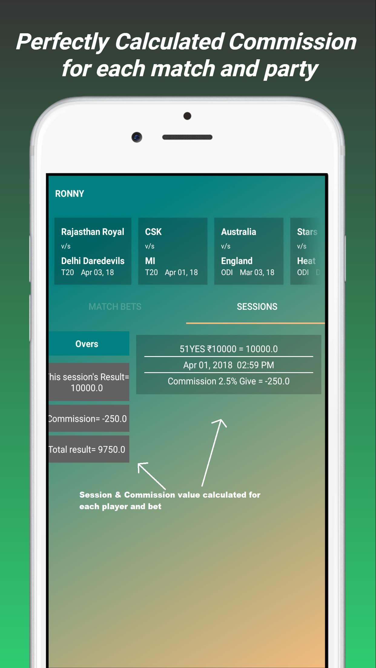 Cricket betting calculator download rules of poker betting tips