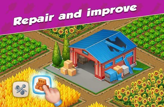 Mega Farm capture d'écran 10