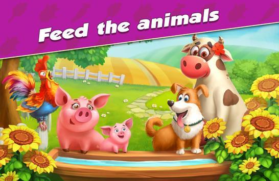 Mega Farm capture d'écran 8