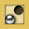 Classic Labyrinth 3D Wooden Maze - free ball games 圖標