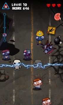 Pukulan keras Zombie screenshot 16