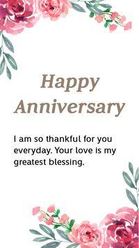 Happy Anniversary Card Maker screenshot 4