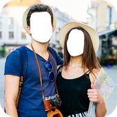 Couple Photo Suit Styles Editor icon