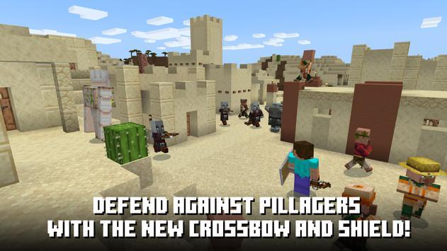 5 Schermata Minecraft Trial