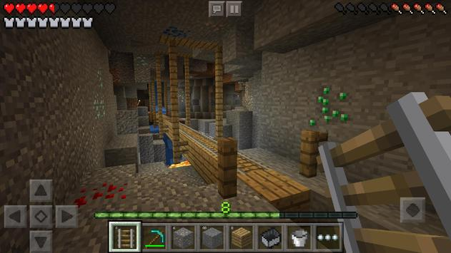 Uji Coba Minecraft screenshot 2