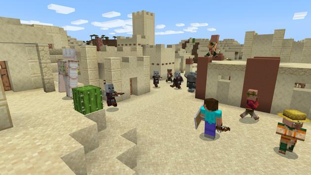 Versión de prueba de Minecraft captura de pantalla 5
