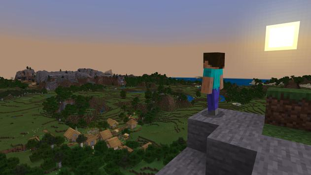 Versión de prueba de Minecraft captura de pantalla 1